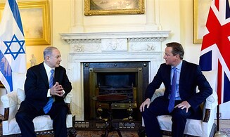 How compatible are Israel and the British government?