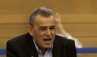 Arab MK accuses Likud MK of murder, is barred from Knesset