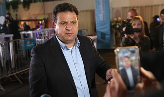 MK Odeh: Hoping for an Intifada