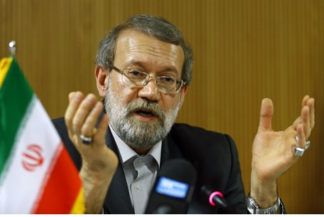 Ali Larijani, Speaker of the Iranian Parliame